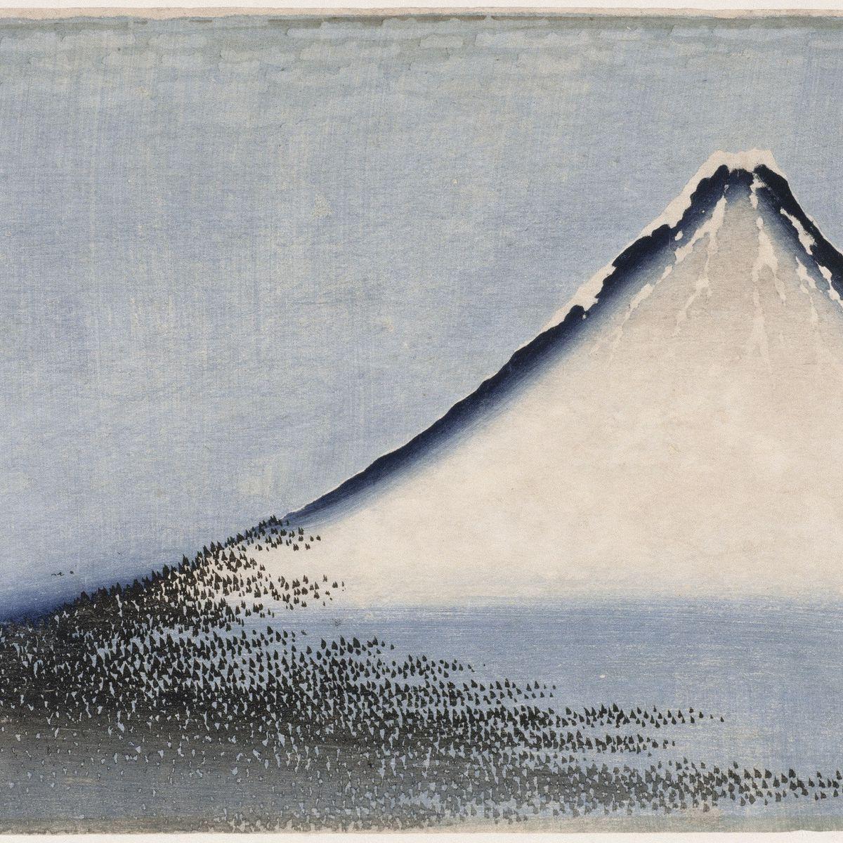 Musee Guimet Le Mont Fuji Dans Tous Ses Etats Sous Les Coups De Pinceaux Des Maitres De L Estampe Japonaise