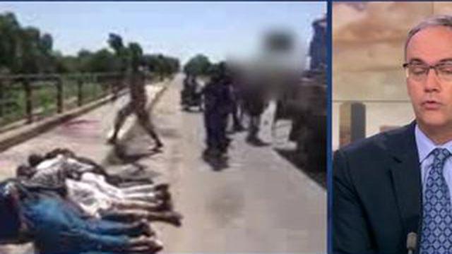 Preuves de crimes contre l'humanité pour le groupe Boko Haram
