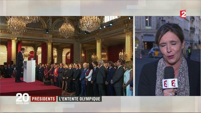 JO 2024 : Un moment de concorde dans la vie politique française