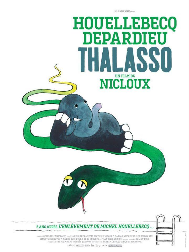 """L'affiche de """"Thalasso"""" de Guillaume Nicloux (WILD BUNCH DISTRIBUTION)"""