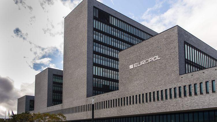 Le siège d'Europol aux Pays-Bas. (VINCENT ISORE / MAXPPP)