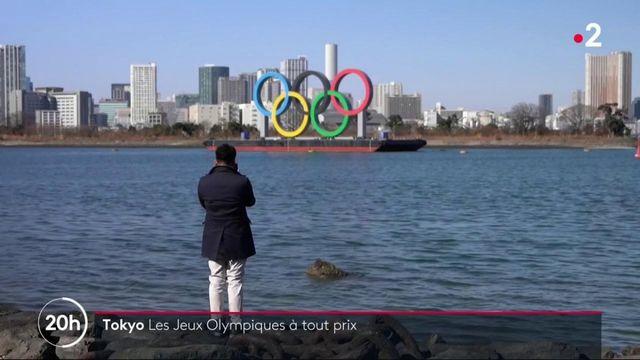 Tokyo : le Japon veut ses Jeux Olympiques