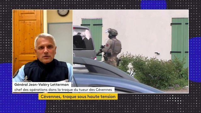 Traque dans les Cévennes : ITW Gal Letterman