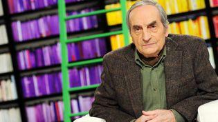 Charles Juliet, poète, écrivain et dramaturge, sur France 5 (février 2012)
