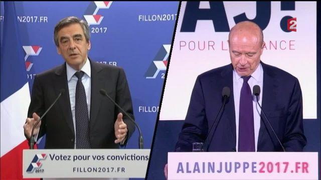 Primaire de la droite : ce qui distingue les programmes de François Fillon et Alain Juppé