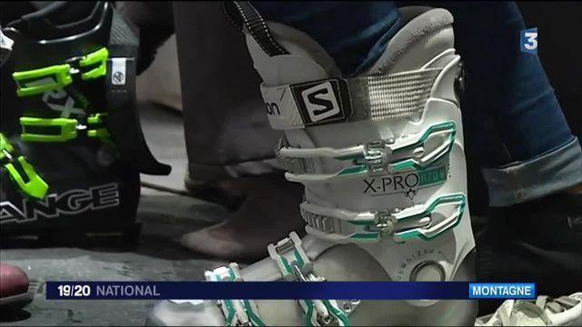 Ski : les vacanciers profitent enfin de la haute saison