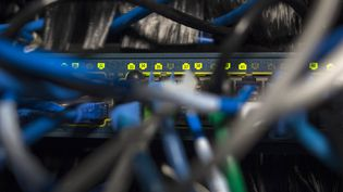Photo d'illustration.Des pirates informatiques ont attaqué la société américaine Kaseya le 3 juillet 2021 pour demander une rançon à potentiellement plus de 1 000 entreprisesclientes. (ANDREW CABALLERO-REYNOLDS / AFP)