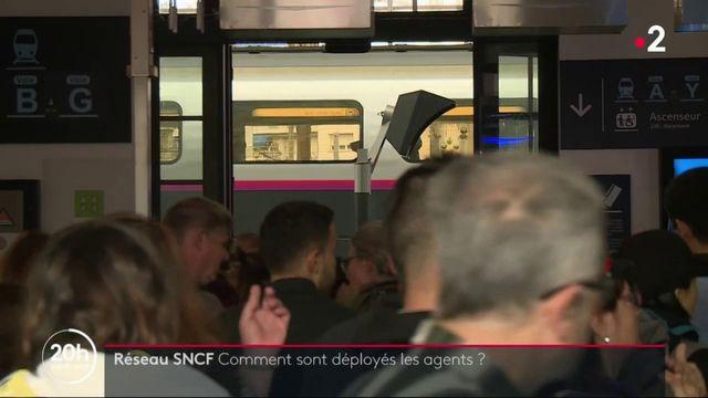 SNCF : comment sont déployés les agents sur le réseau ?
