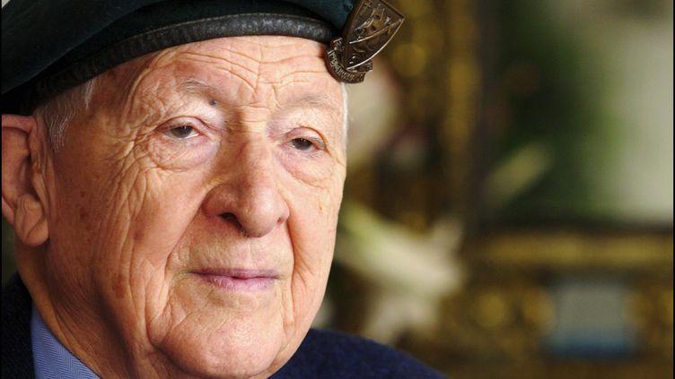 Hubert Faure est l'un des 177 Françaisà participer à l'opération. (XAVIER ROSSI / GAMMA-RAPHO)