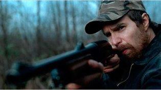 "Sam Rockwell dans ""A Single Shot"" deDavid M. Rosenthal  (A Single Shot Productions Inc.)"