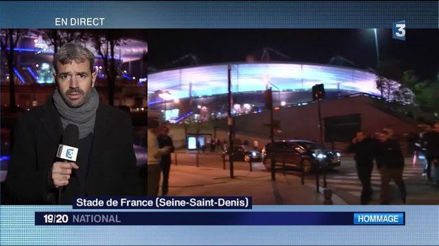 Attentats du 13-novembre : une minute de silence sera respectée lors du match France-Suède