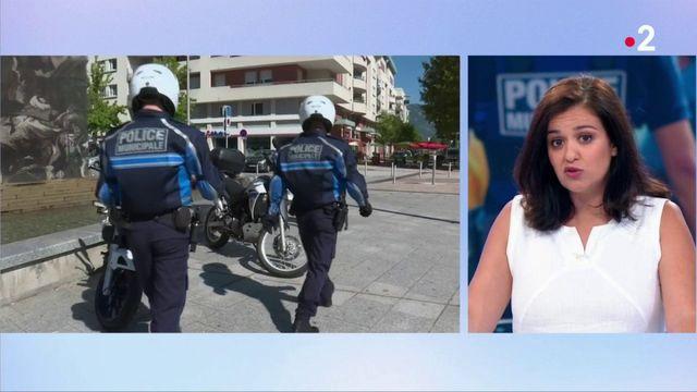 Police : les agents municipaux de plus en plus armés ?