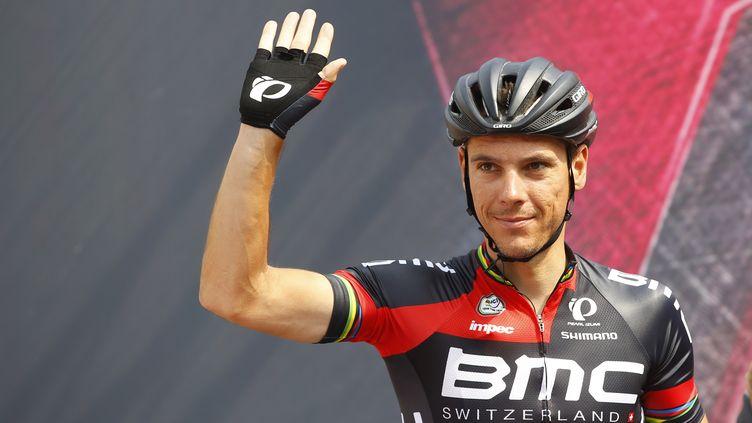 Philippe Gilbert (BMC). (LUK BENIES / AFP)