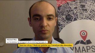 Mickael Mas (FRANCEINFO)