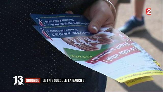 Législatives 2017 : en Gironde, le FN bouscule la gauche