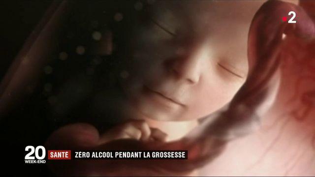 Santé : zéro alcool pendant la grossesse