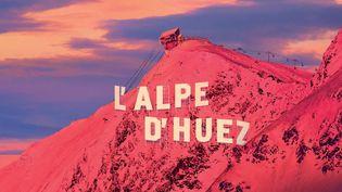 Détail de l'affiche du Festival de l'Alpe d'Huez  (Courtesy of Festival de l'Alpe d'Huez)