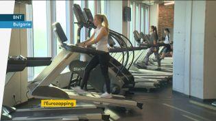 Les Bulgares peuvent refaire du sport en salle (FRANCEINFO)