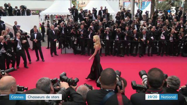 Festival de Cannes : une journée avec les chasseurs de stars