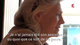 """Penelope Fillon, entretien vidéo avec le """"Sunday Telegraph"""" (FRANCE 2 / FRANCETV INFO)"""