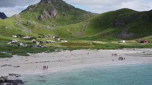 Norvège : Haukland Beach, les Caraïbes du nord (France 2)