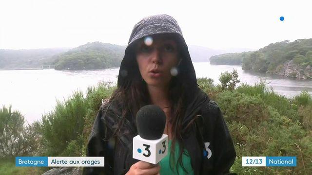 Bretagne :de fortes pluies attendues dans les Côtes-d'Armor