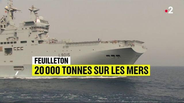 Feuilleton : 20 000 tonnes sur les mers