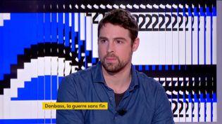Benoît Vitkine (FRANCEINFO)