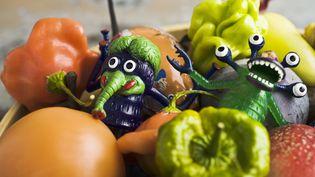 Dans un rapport,Générations futures pointe la présence de résidus de pesticides dans de nombreux fruits et légumesen France. (GETTY IMAGES / LAURENCE MOUTON / CANOPY)