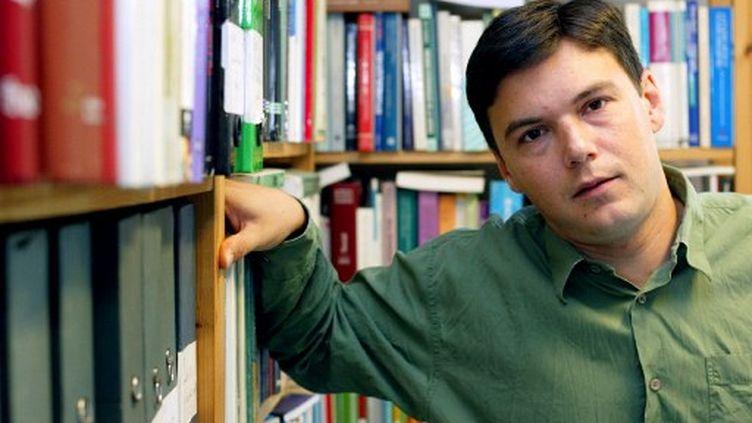 Thomas Piketty (en 2003) (MARTIN BUREAU / AFP)
