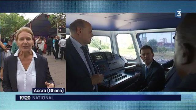 Politique : Manuel Valls est en Afrique
