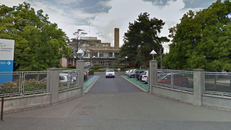 Le centre hospitalier d'Armentières (Nord) fait face à un gros déficit. (GOOGLE MAPS)