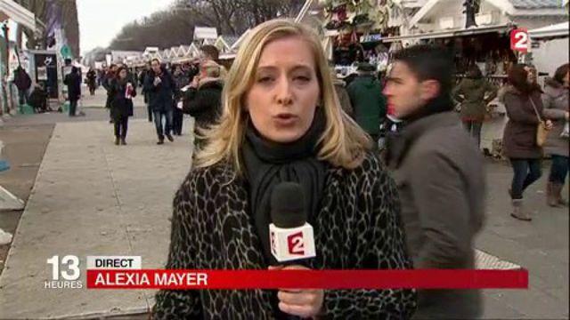 """Marché de Noël des Champs-Élysées : """"Les mesures de sécurité sont dans tous les esprits"""""""