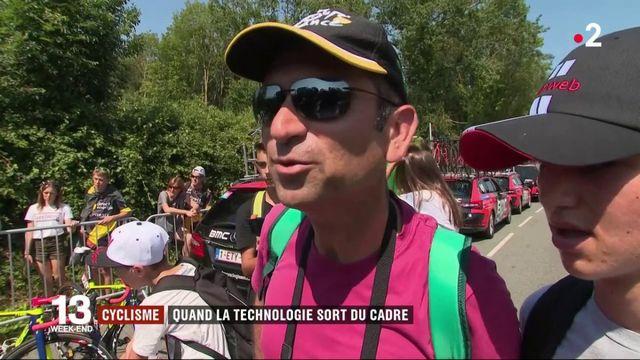 Cyclisme : la lutte contre la fraude technologique de plus en plus forte