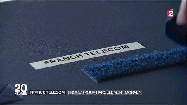 France Télécom : un procès pour harcèlement moral ?