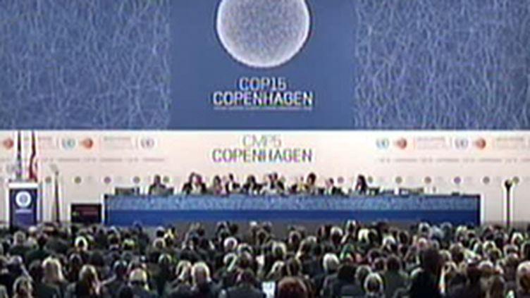 Au Sommet de Copenhague.. (France 2)