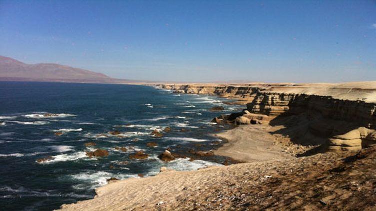 Le paysage d'Antofagasta