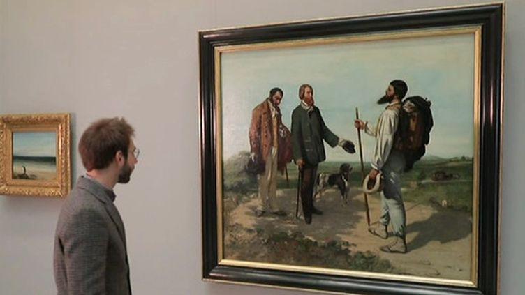 Bonjour Monsieur Courbet - Exposition au Musée Fabre