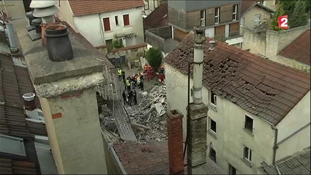 Dijon : une énorme explosion fait une vingtaine de blessés