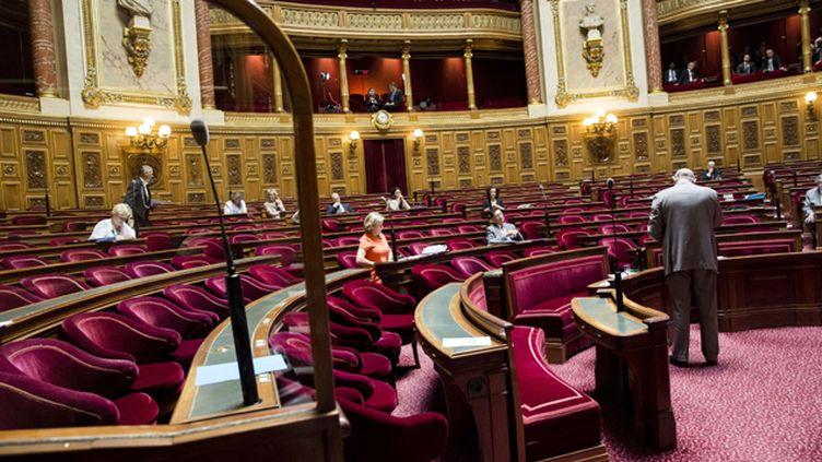 (25% de femmes au Sénat © Maxppp)