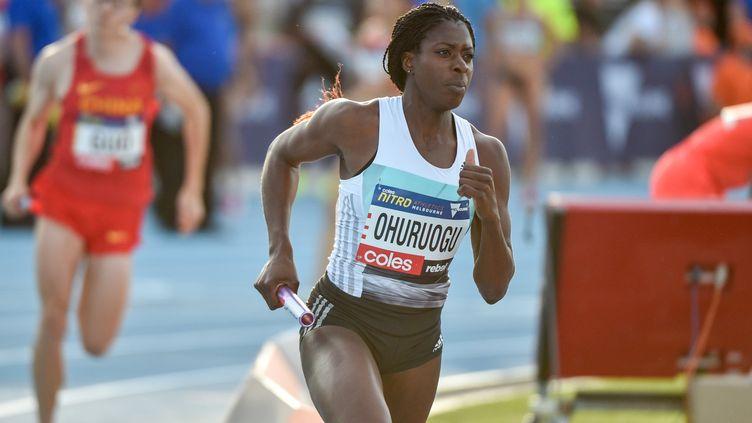 Christine Ohuruogu (ANDY ASTFALCK / NURPHOTO)