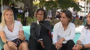 Football : les joueuses de l'Olympique Lyonnais mises à l'honneur dans un documentaire (FRANCEINFO)