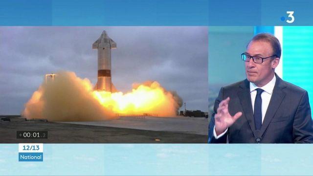 Espace : le prototype Starship de SpaceX a réussi son atterrissage