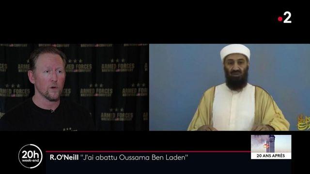 """Attentats du 11-Septembre : Robert O'Neil, le """"tueur d'Oussama Ben Laden"""" est toujours un héros américain"""