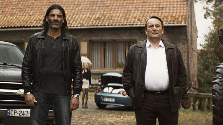 Les deux antagonistes Clotaire (Xavier Mathieu) et Yannick (Patrick d'Assumçao). (OCS)