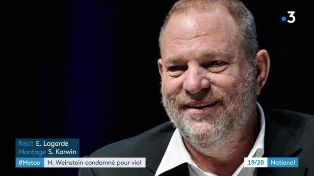 #MeToo : Harvey Weinstein condamné pour viol