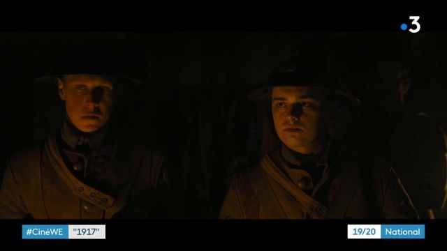 """Cinéma : avec """"1917"""", Sam Mendes réinvente le film de guerre"""