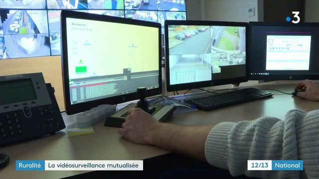 Vidéosurveillance : comment centraliser les caméras en ruralité ?