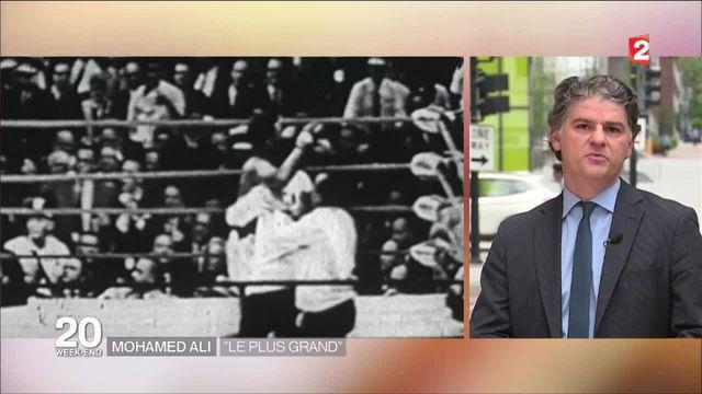 Mohamed Ali : l'homme de tous les combats