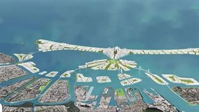 Indonésie : à la découverte du plus grand mur marin au monde